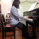 ピアノ教室 徳島 姿勢