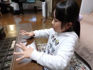 ピアノ 生徒さん